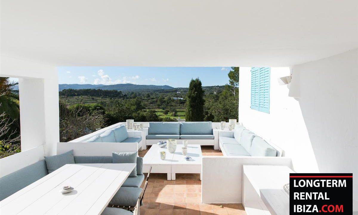 Long term rental Ibiza - FInca Month Blanc 23