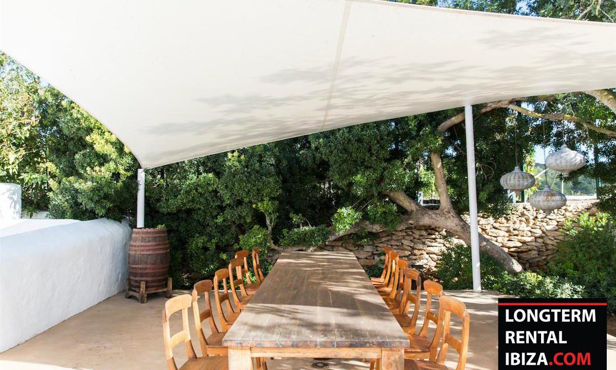 Long term rental Ibiza - FInca Month Blanc 27