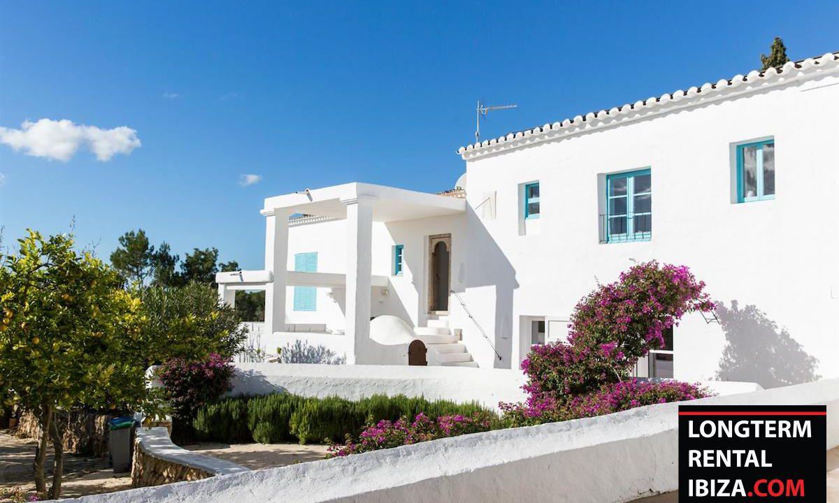 Long term rental Ibiza - FInca Month Blanc 3
