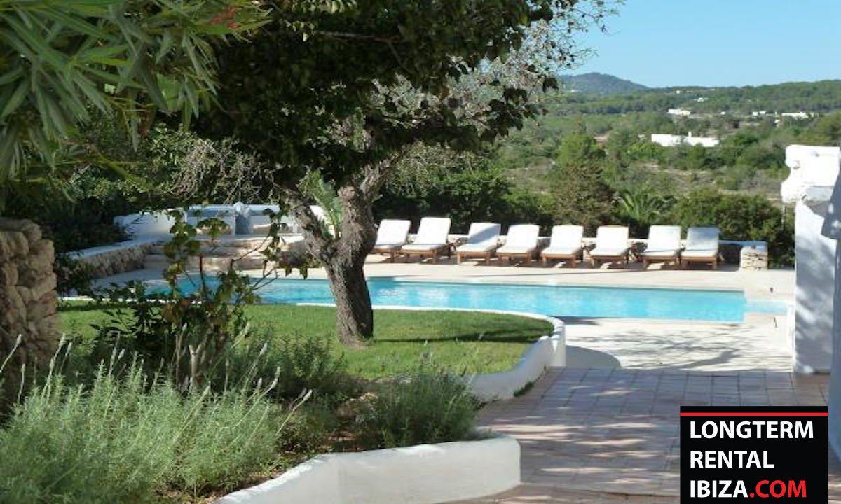 Long term rental Ibiza - FInca Month Blanc 30