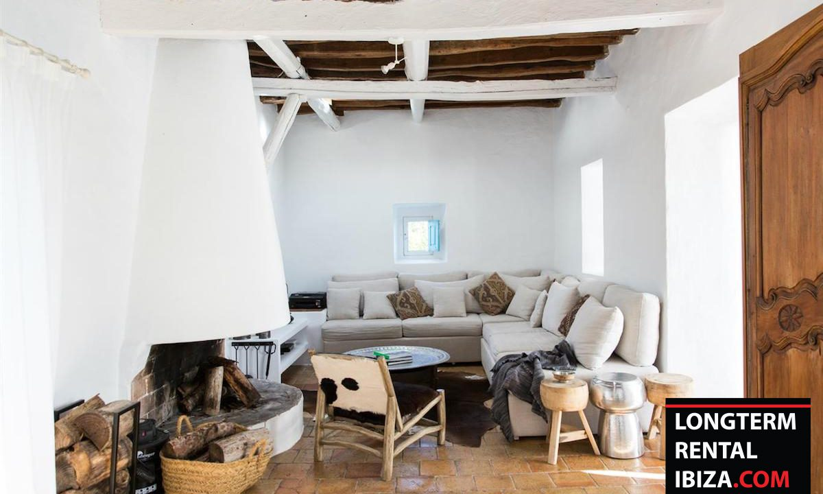 Long term rental Ibiza - FInca Month Blanc 31