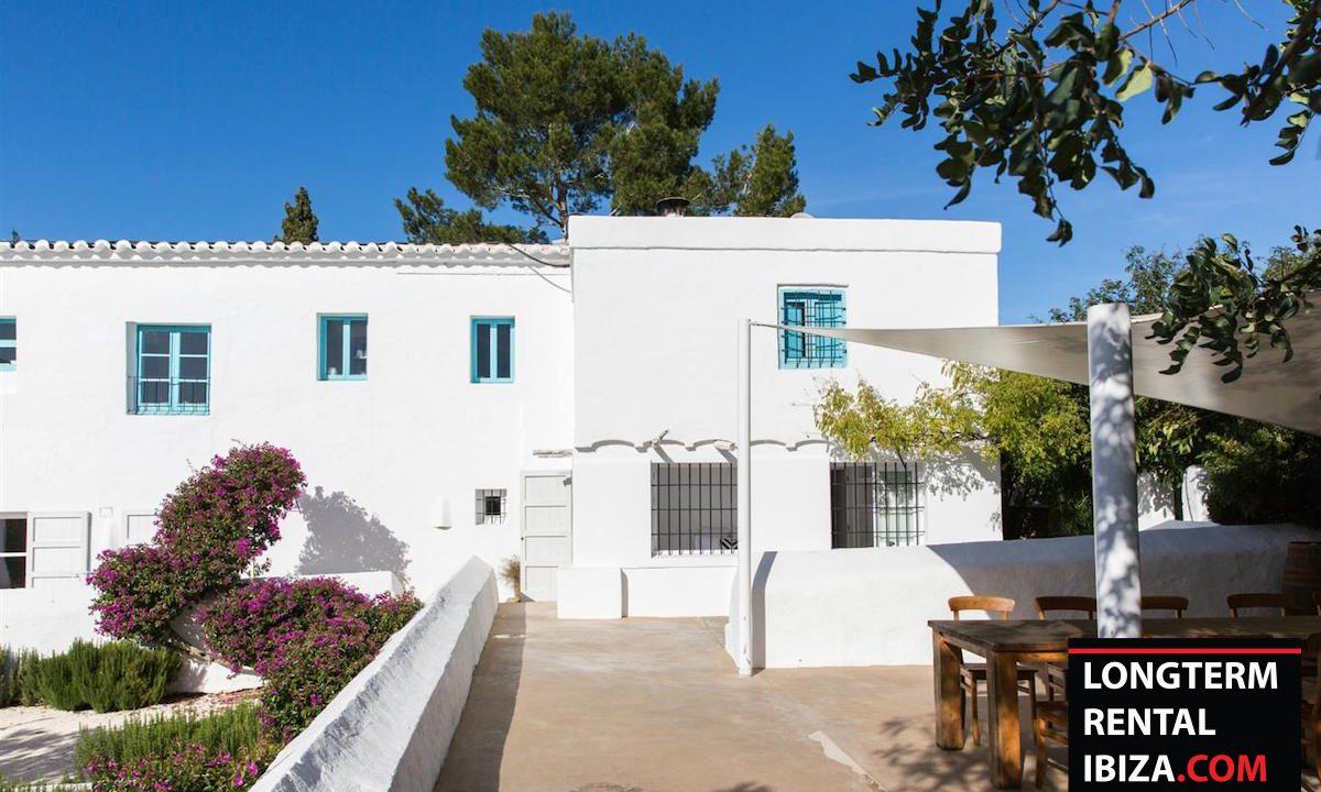 Long term rental Ibiza - FInca Month Blanc 34