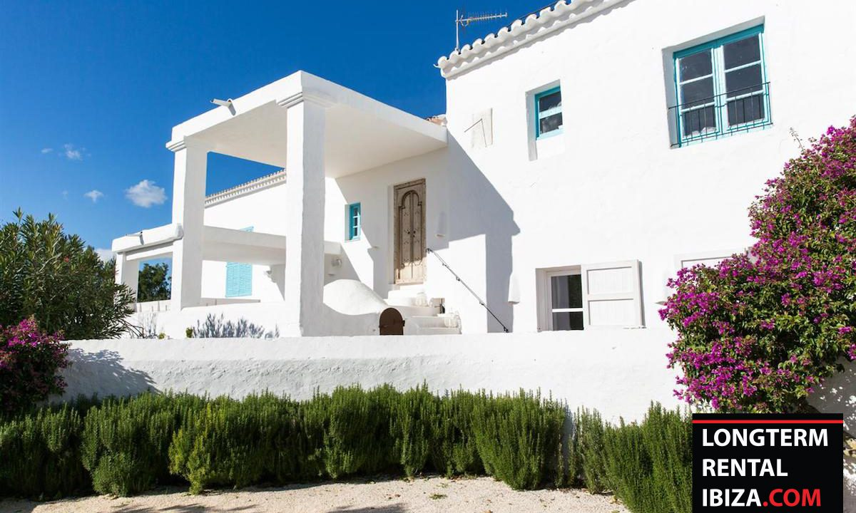 Long term rental Ibiza - FInca Month Blanc 35
