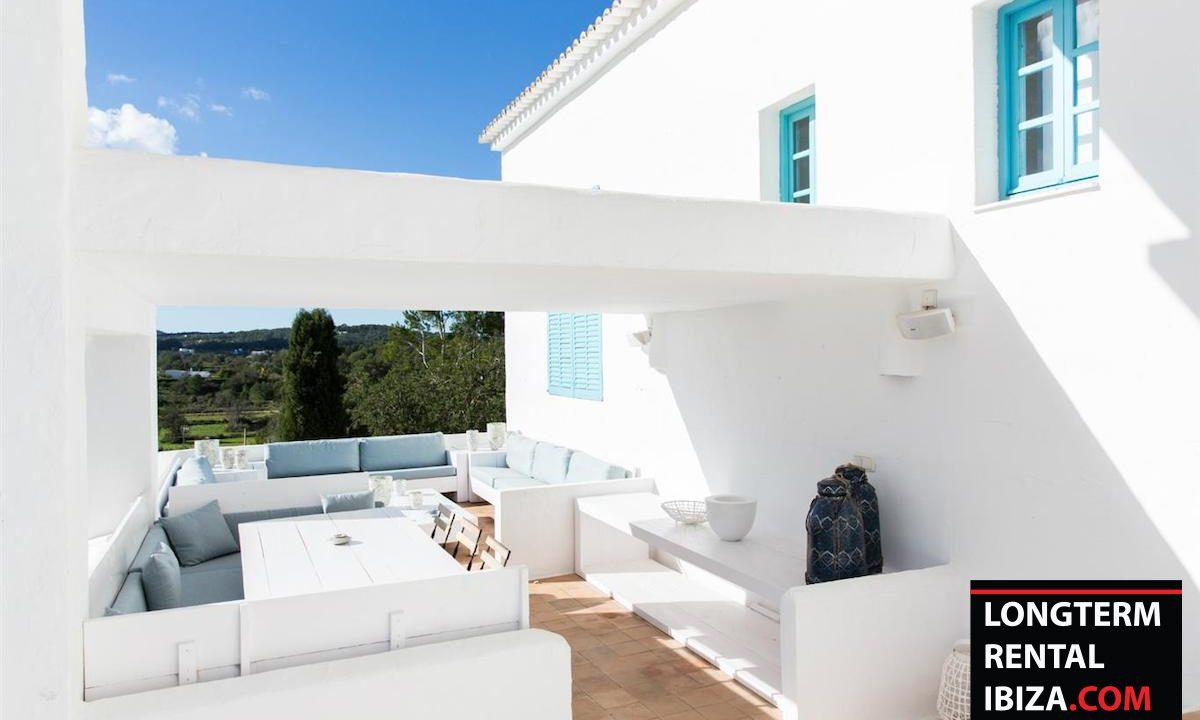 Long term rental Ibiza - FInca Month Blanc 36