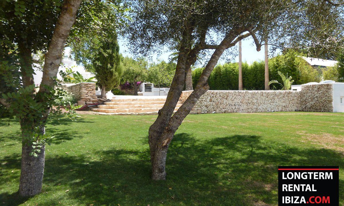 Long term rental Ibiza - FInca Month Blanc 38