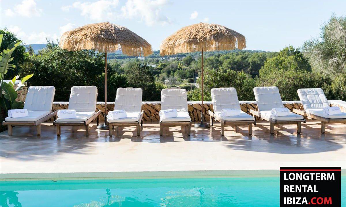 Long term rental Ibiza - FInca Month Blanc 5