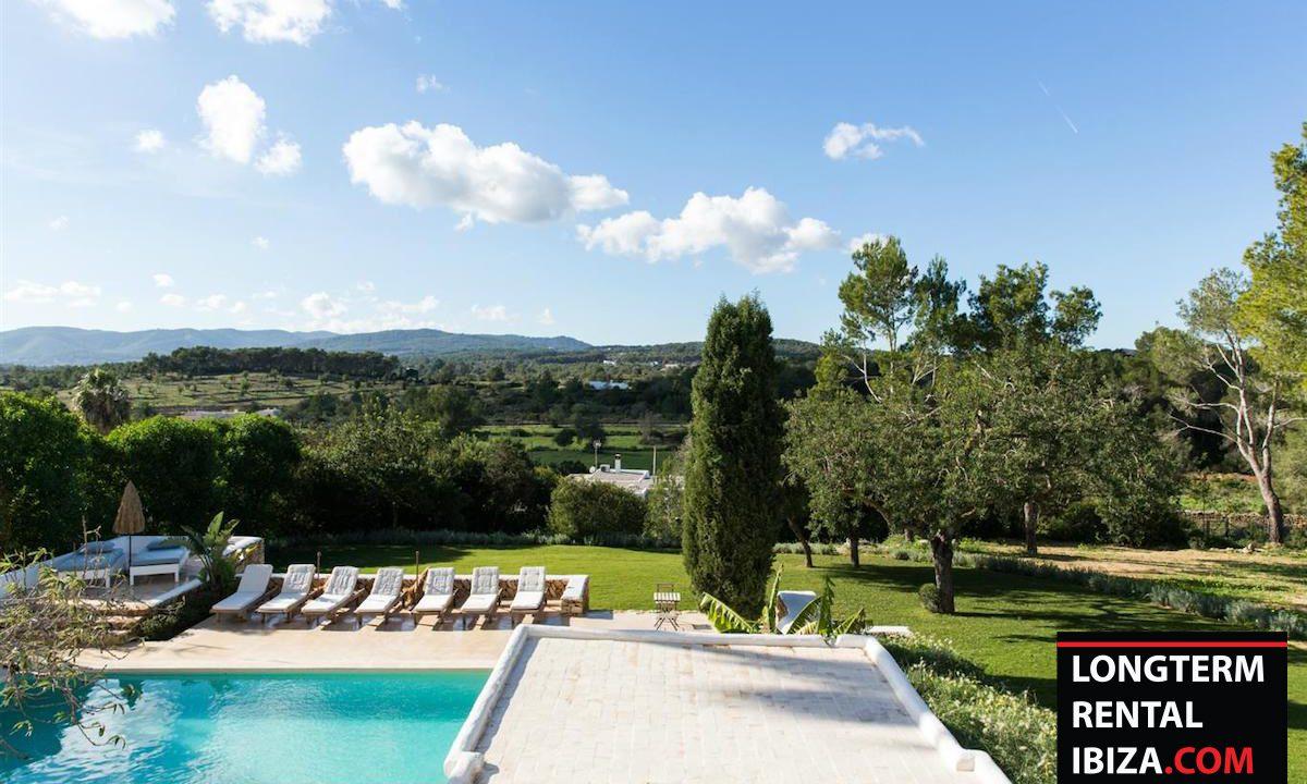 Long term rental Ibiza - FInca Month Blanc 6