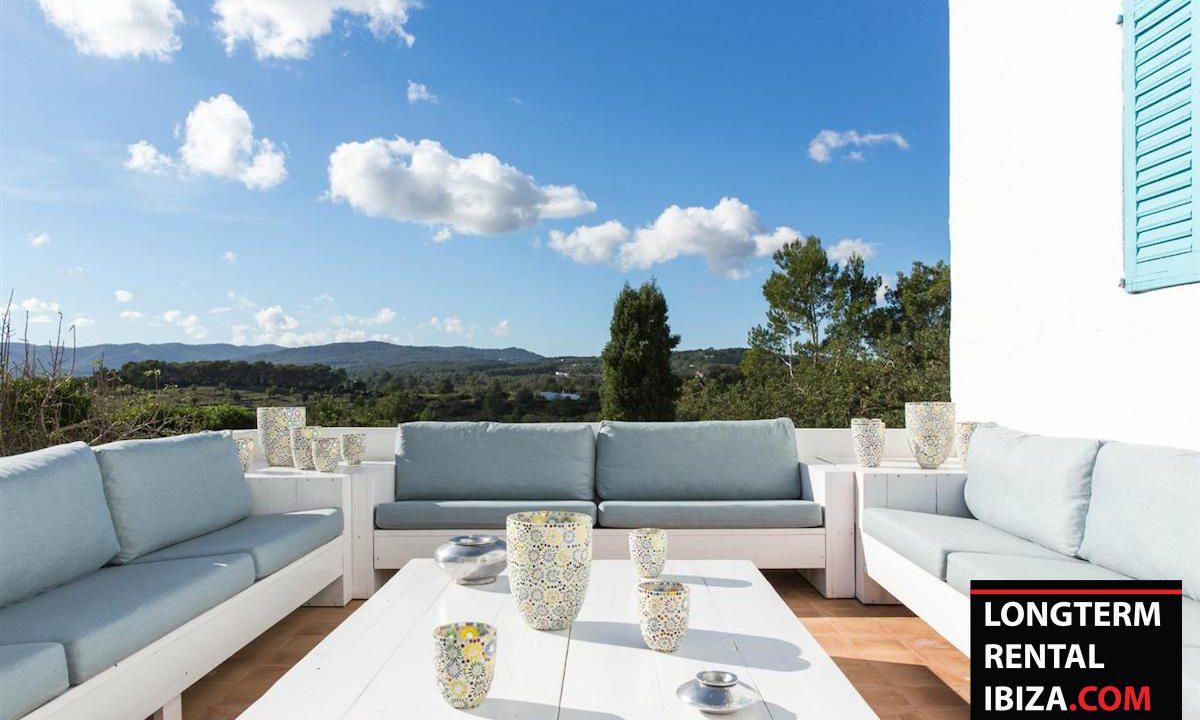 Long term rental Ibiza - FInca Month Blanc 8