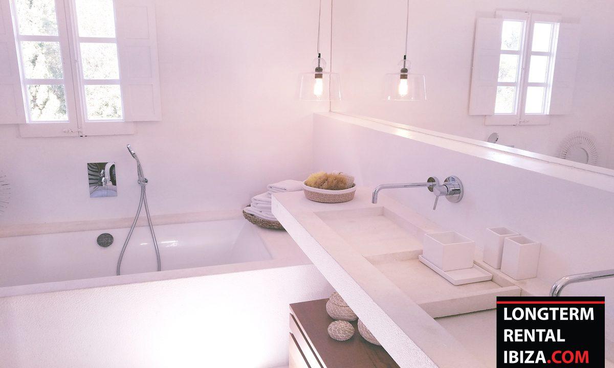Long term rental Ibiza - FInca Month Blanc 9