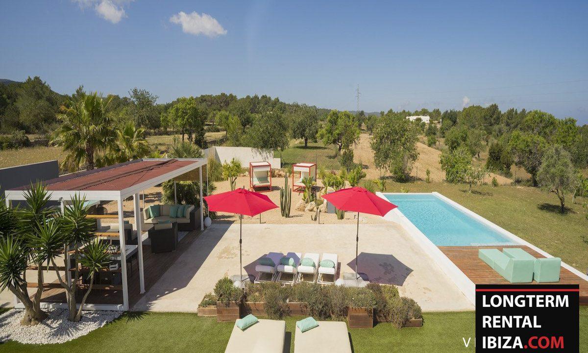 Long term rental Ibiza - Villa Benimussa 1