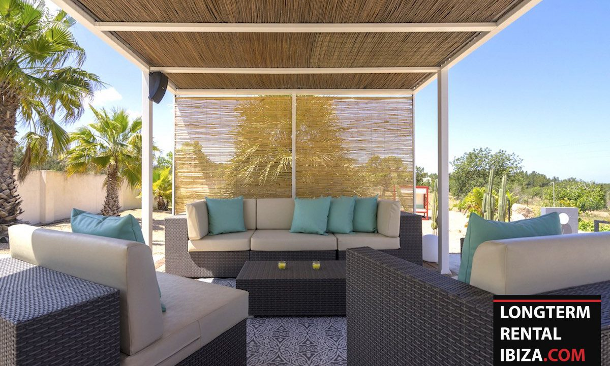 Long term rental Ibiza - Villa Benimussa 11