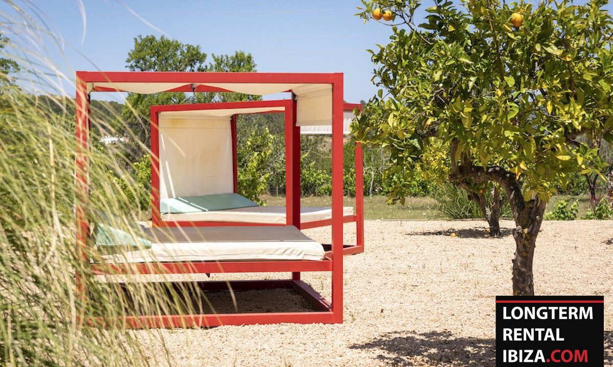Long term rental Ibiza - Villa Benimussa 12