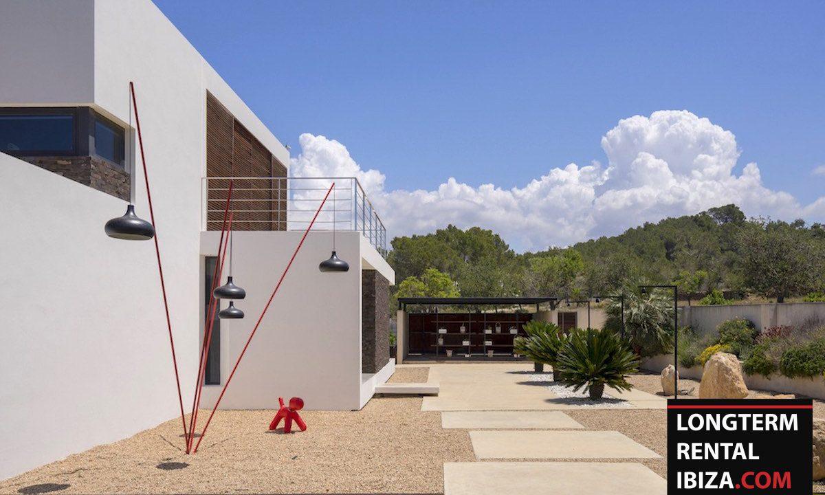 Long term rental Ibiza - Villa Benimussa 14