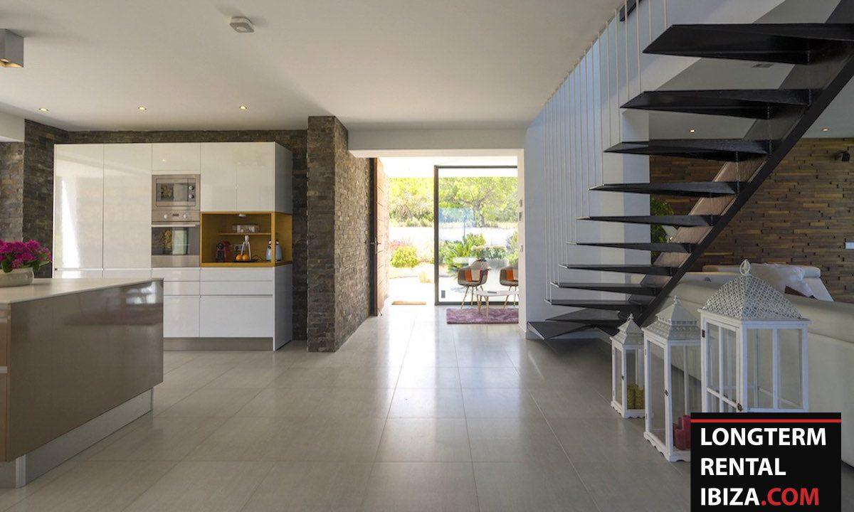 Long term rental Ibiza - Villa Benimussa 17