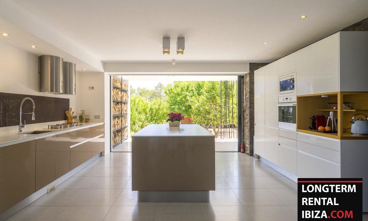 Long term rental Ibiza - Villa Benimussa 18