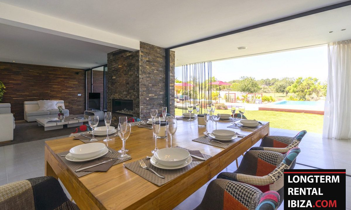 Long term rental Ibiza - Villa Benimussa 19