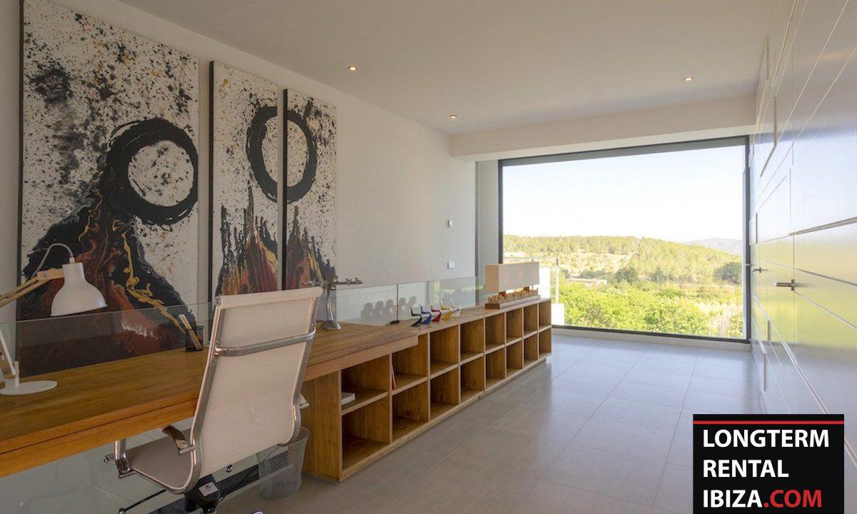 Long term rental Ibiza - Villa Benimussa 20