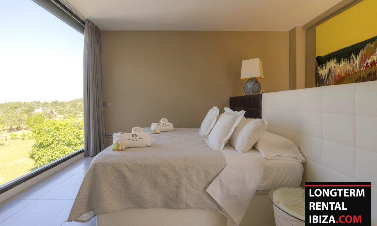 Long term rental Ibiza - Villa Benimussa 26