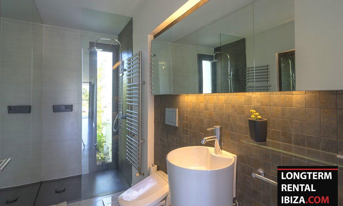 Long term rental Ibiza - Villa Benimussa 28