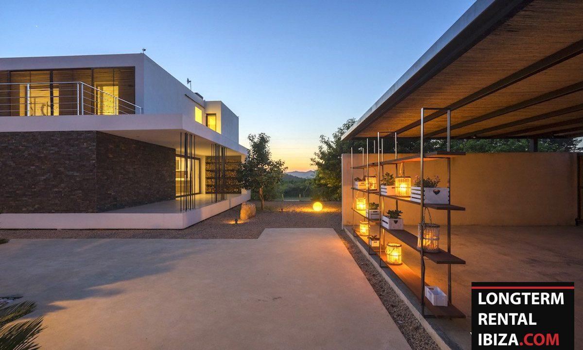 Long term rental Ibiza - Villa Benimussa 29