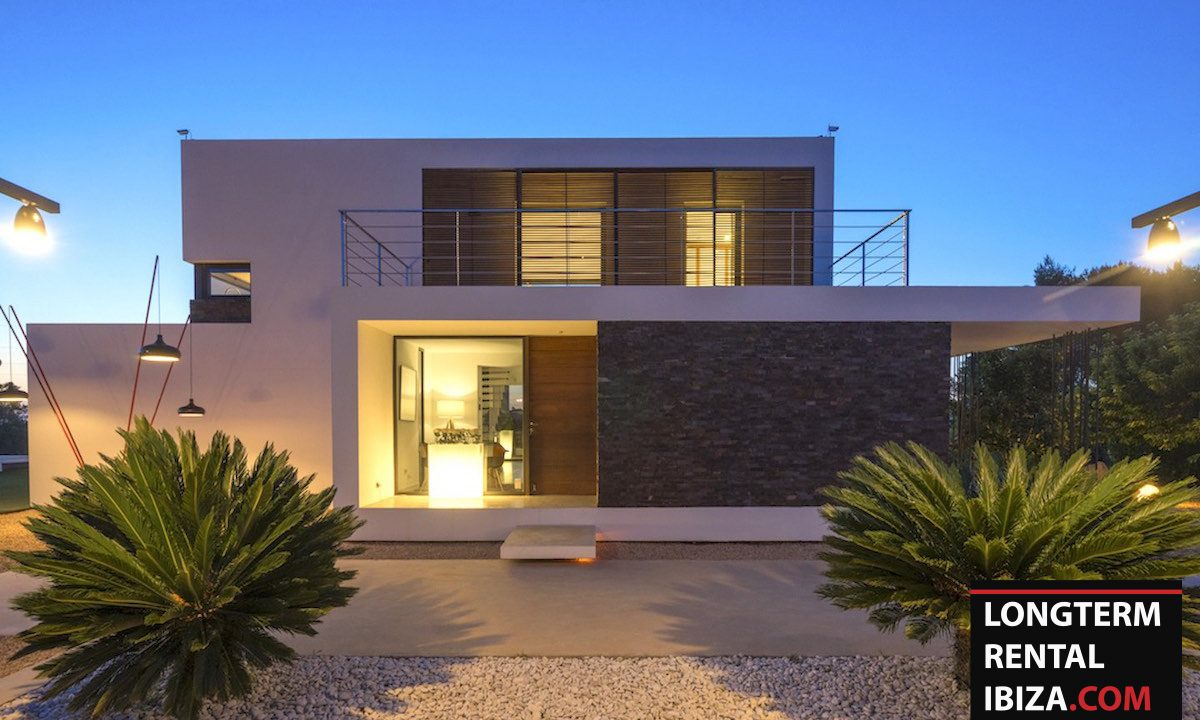 Long term rental Ibiza - Villa Benimussa 3