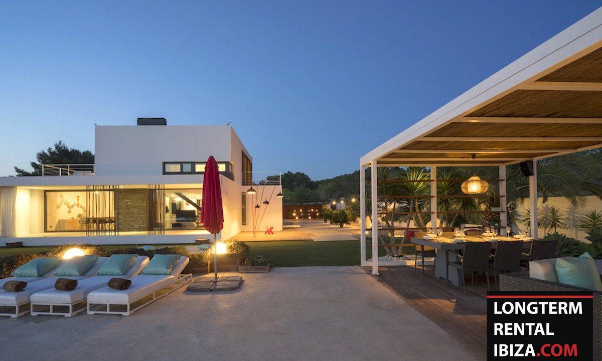 Long term rental Ibiza - Villa Benimussa 4