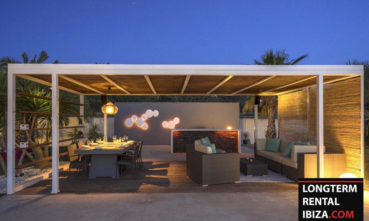 Long term rental Ibiza - Villa Benimussa 5