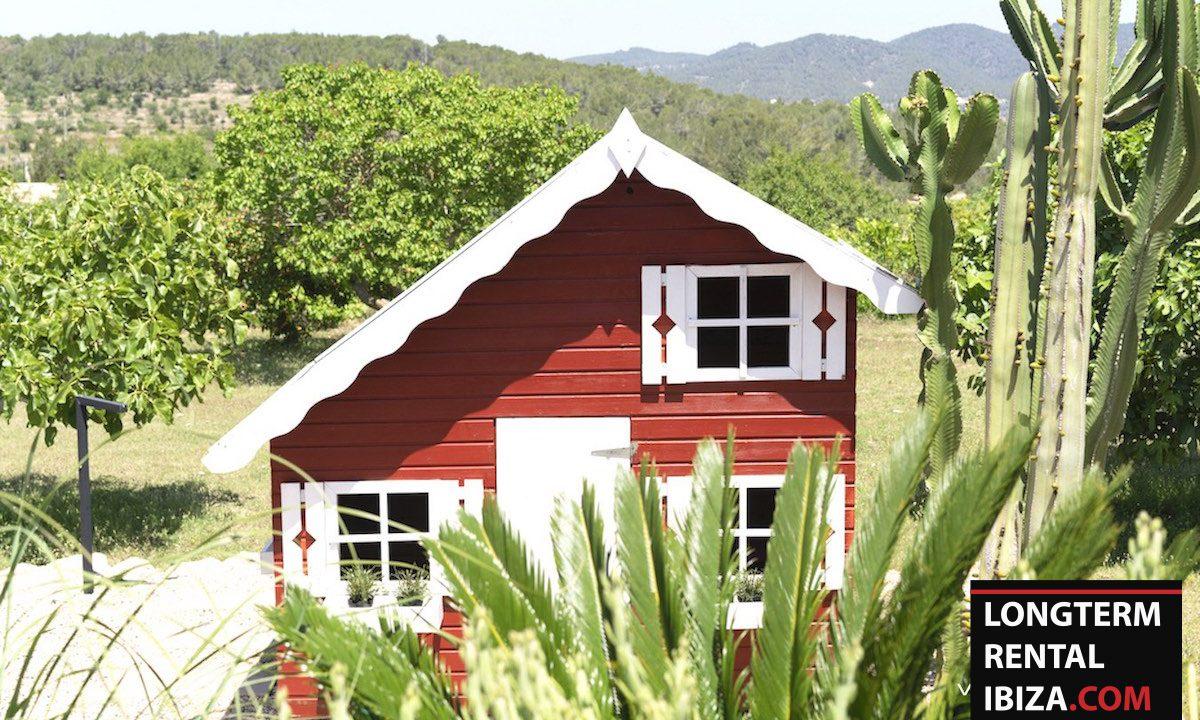 Long term rental Ibiza - Villa Benimussa 9