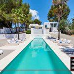 Long term rental Ibiza - Villa Extant