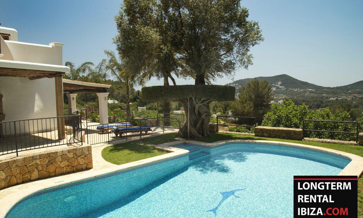 Long term rental Ibiza - Villa Madera 1