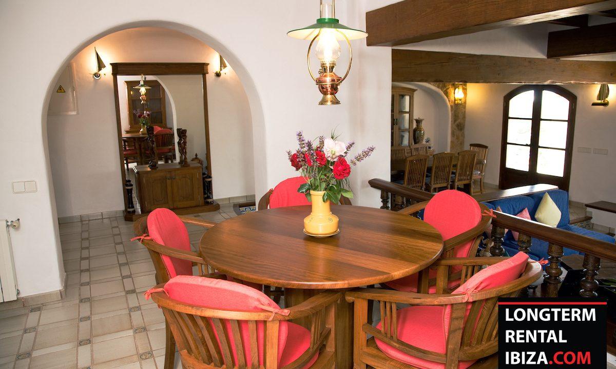 Long term rental Ibiza - Villa Madera 10