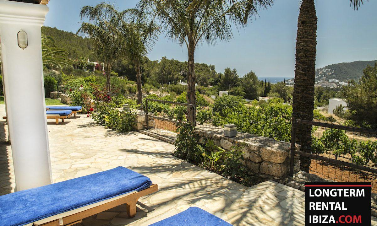 Long term rental Ibiza - Villa Madera 4