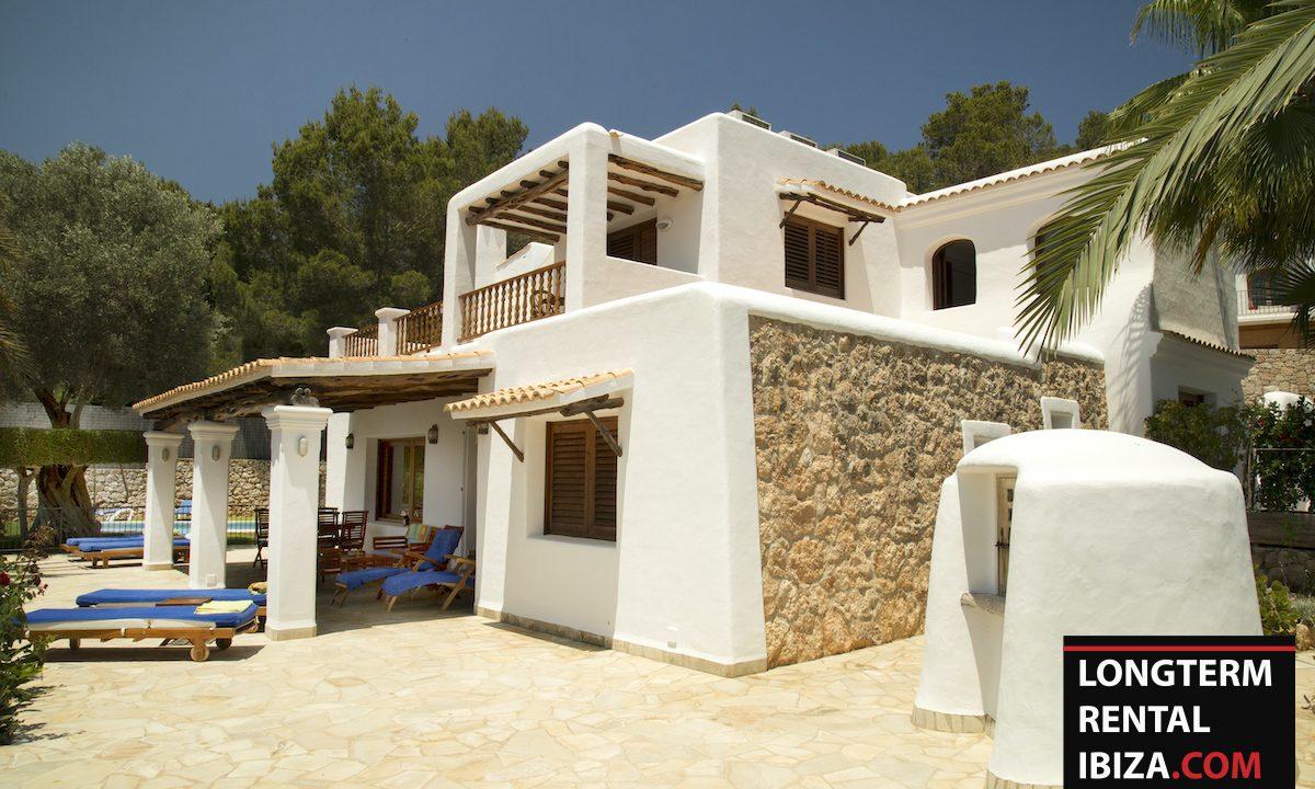 Long term rental Ibiza - Villa Madera 5