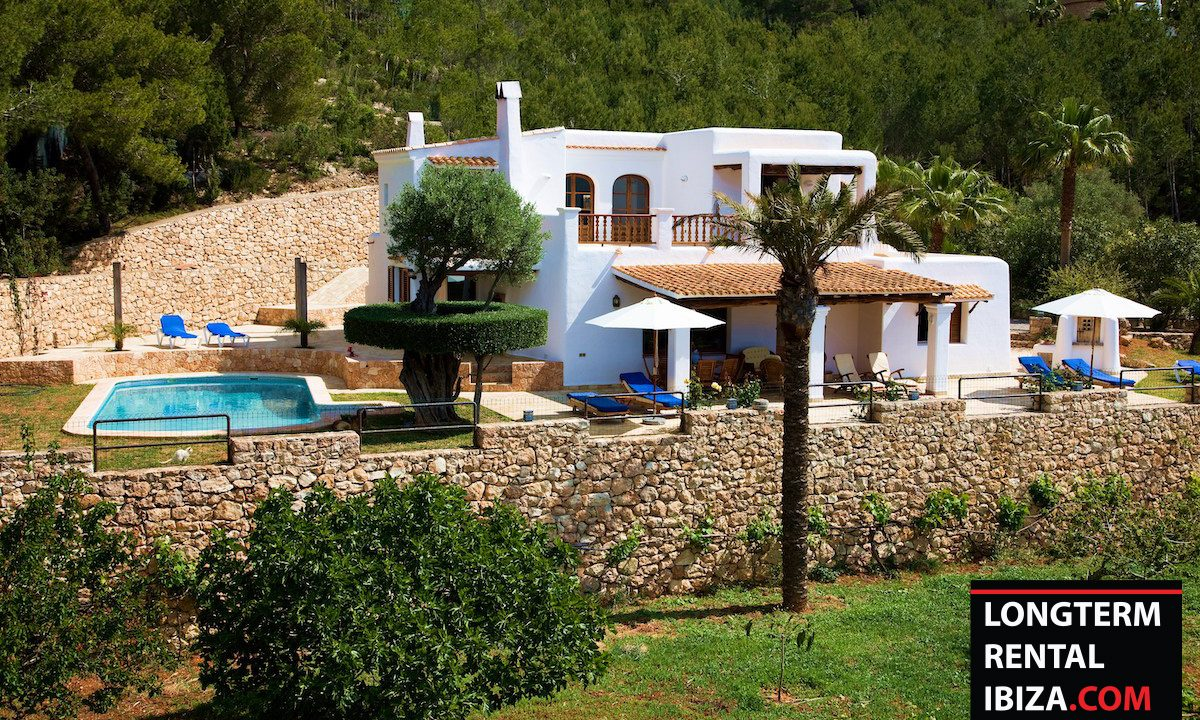 Long term rental Ibiza - Villa Madera 6