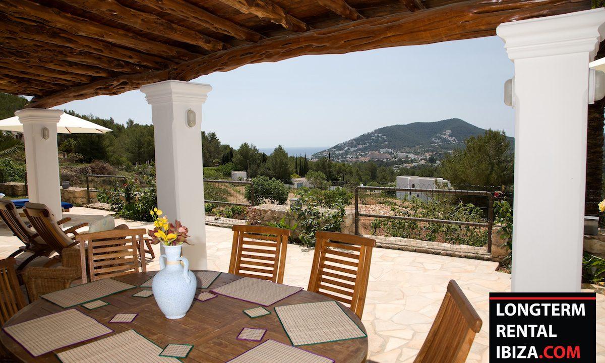 Long term rental Ibiza - Villa Madera 8