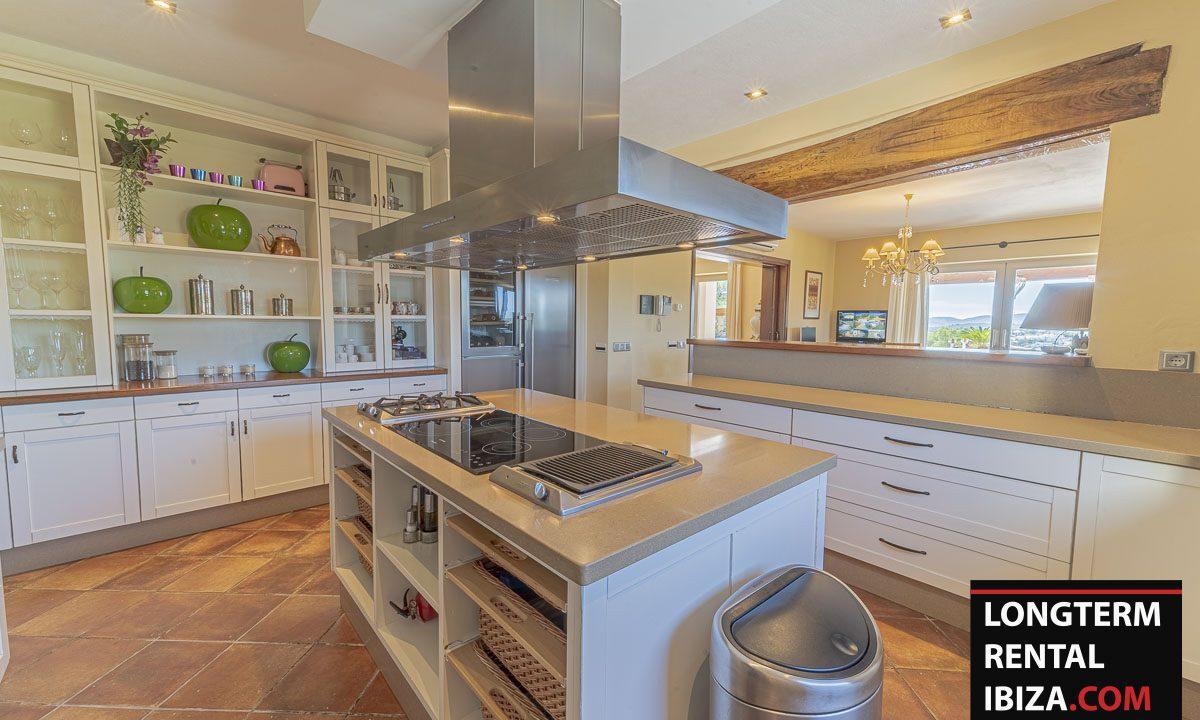 Long term rental Ibiza - Villa Montana 16