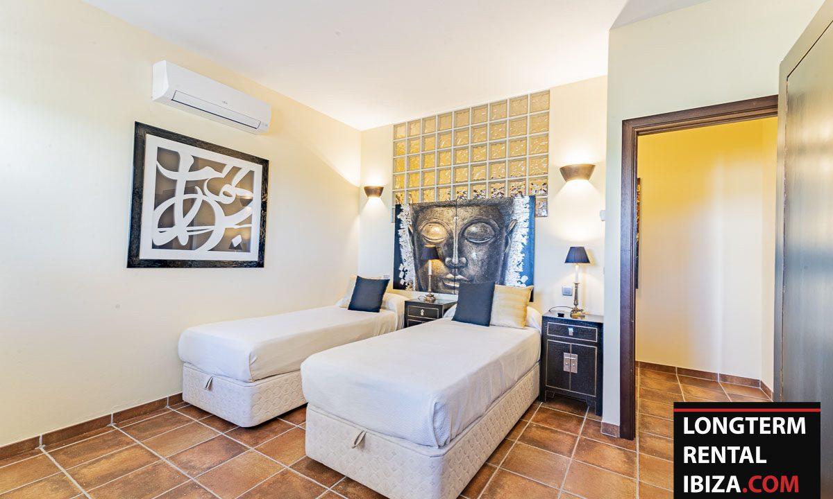 Long term rental Ibiza - Villa Montana 20