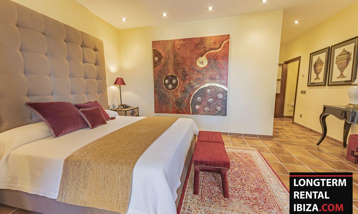 Long term rental Ibiza - Villa Montana 24