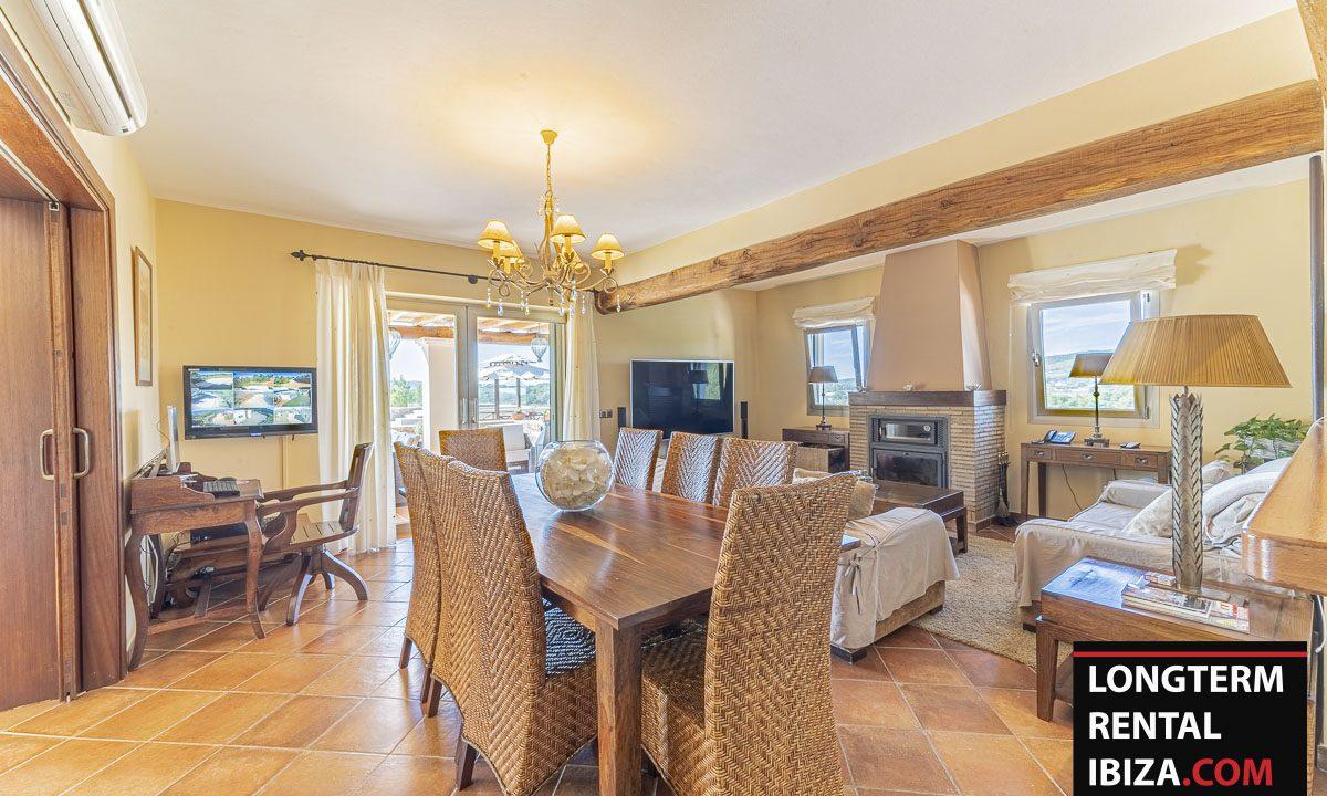 Long term rental Ibiza - Villa Montana 27