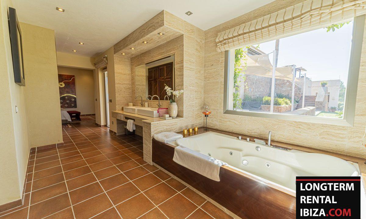 Long term rental Ibiza - Villa Montana 28