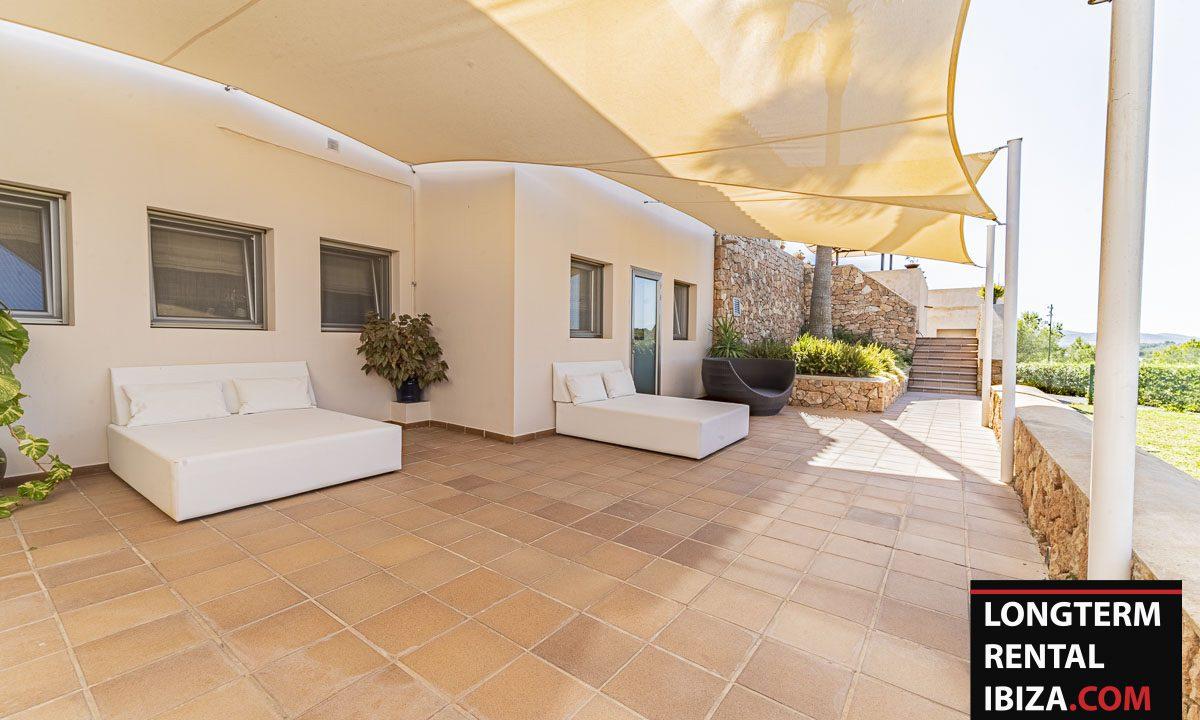 Long term rental Ibiza - Villa Montana 29