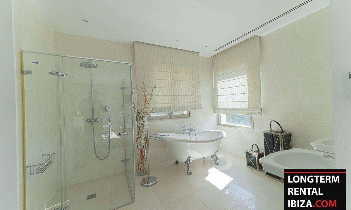 Long term rental Ibiza - Villa Montana 33