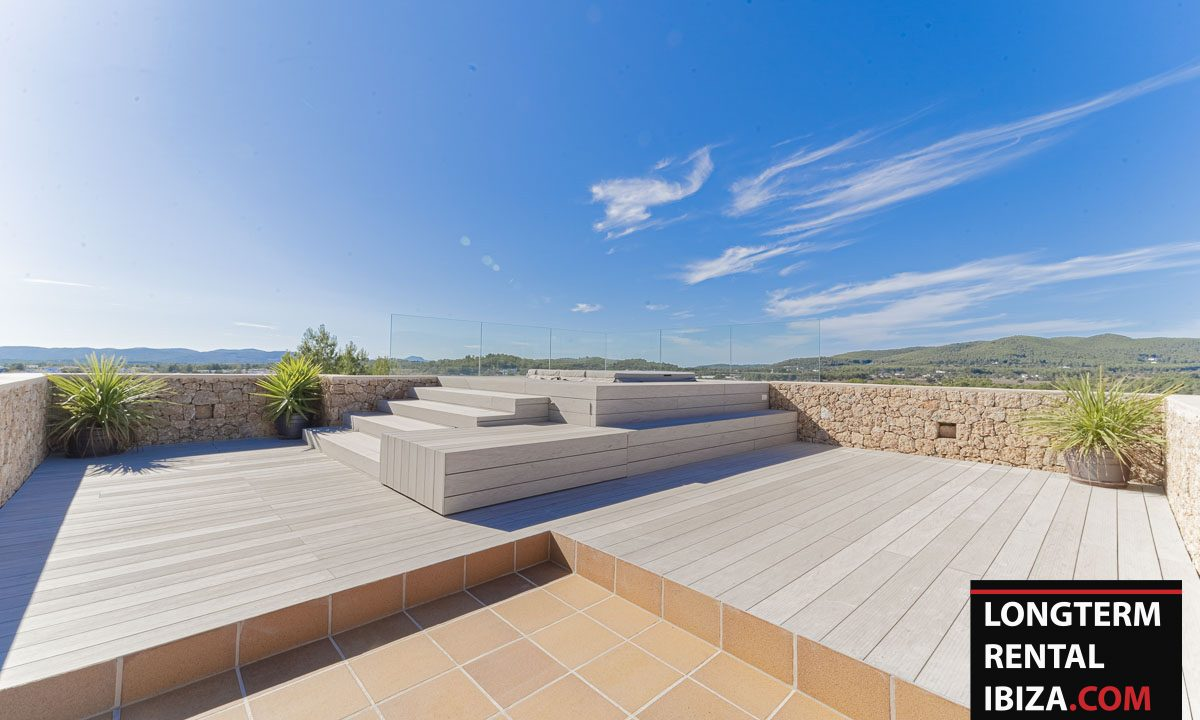 Long term rental Ibiza - Villa Montana 35