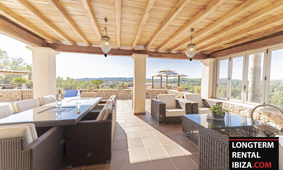 Long term rental Ibiza - Villa Montana 37