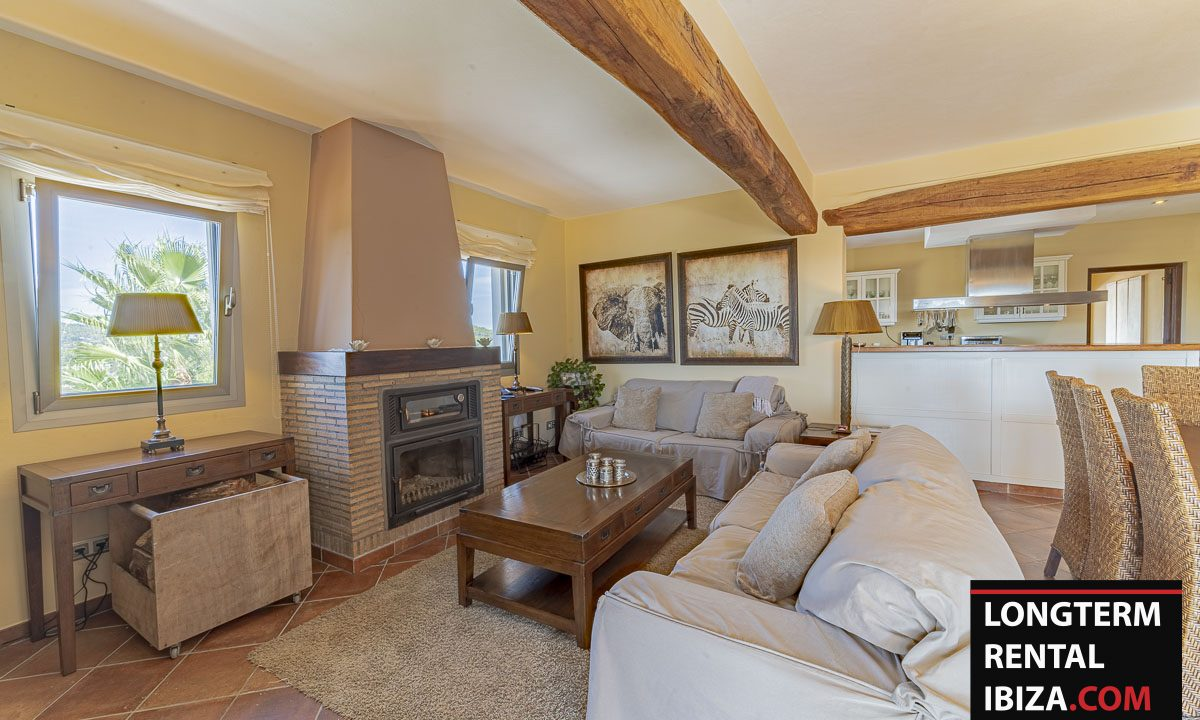 Long term rental Ibiza - Villa Montana 38