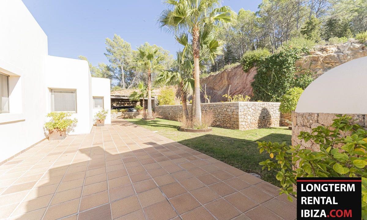 Long term rental Ibiza - Villa Montana 39