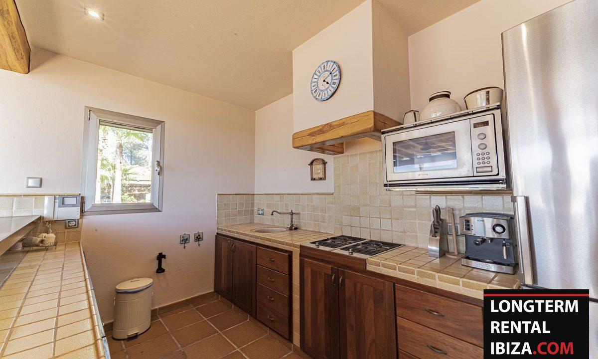 Long term rental Ibiza - Villa Montana 40