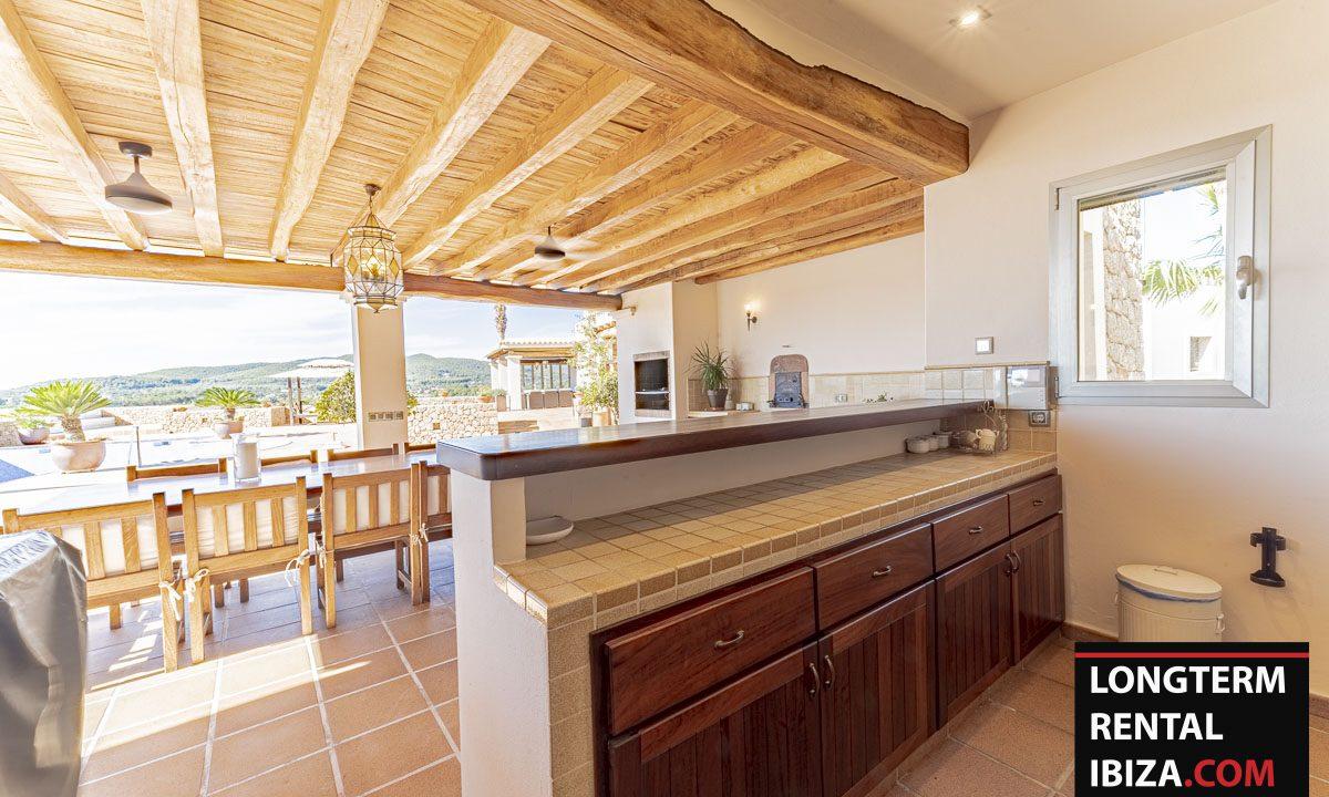 Long term rental Ibiza - Villa Montana 41