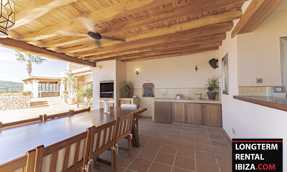Long term rental Ibiza - Villa Montana 42