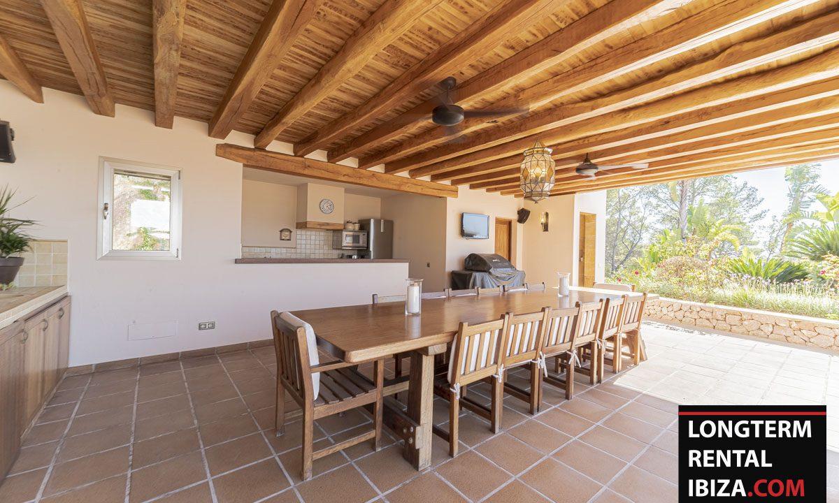 Long term rental Ibiza - Villa Montana 43